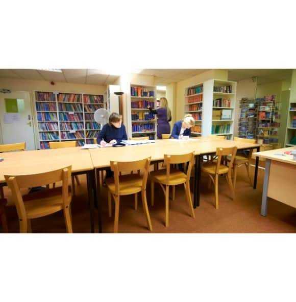 Central-ELT-Library